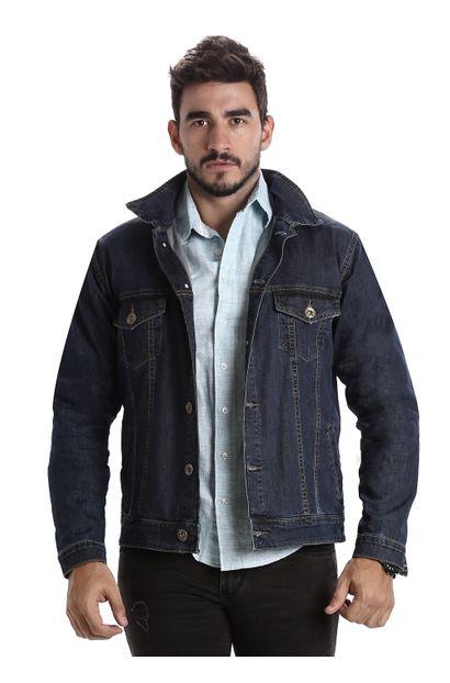 Jaqueta Jeans Masculina - 259520 P