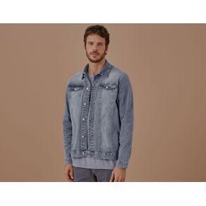Jaqueta Jeans Rock Azul - P
