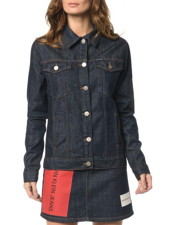 Jaqueta Jeans Trucker - P
