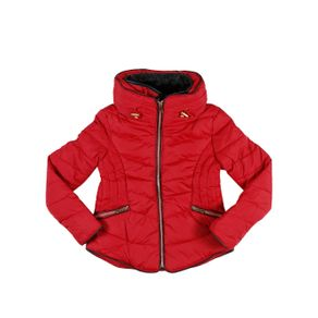 Jaqueta Juvenil para Menina - Vermelho 14