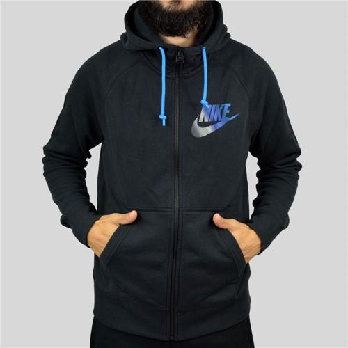 Jaqueta Nike Aw77 FT FZ Hoody 727391-010 727391010