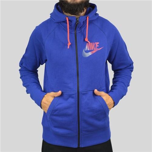 Jaqueta Nike Aw77 FT FZ Hoody 727391-455 727391455