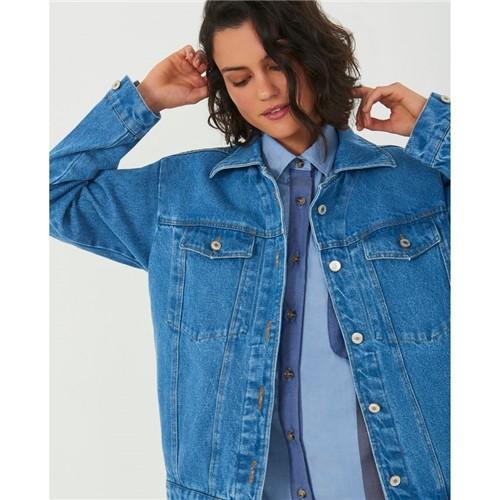 Jaqueta Oversized Jeans G