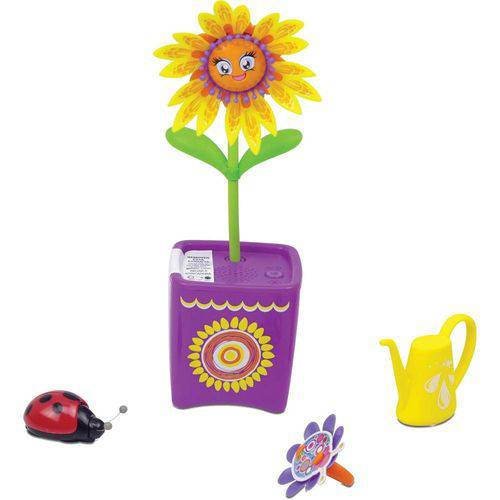 Jardim Mã¡Gico Dtc Flor Amarela