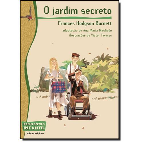 Jardim Secreto, o - Coleção Reencontro Infantil