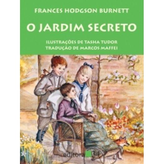 Jardim Secreto, o - Editora 34