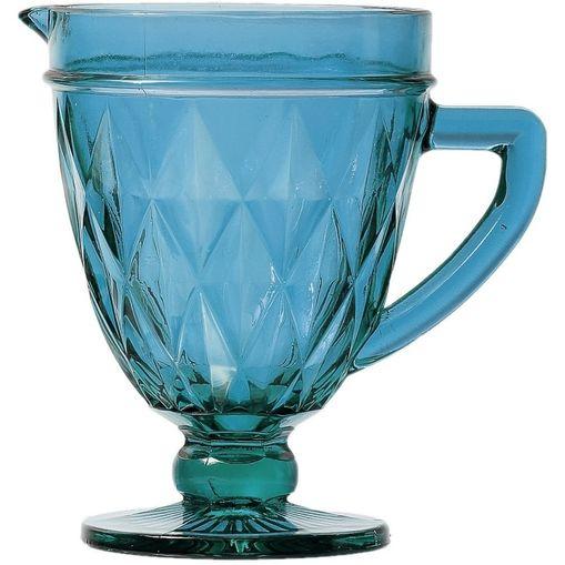 Jarra de Vidro Azul Diamond 6497 Lyor