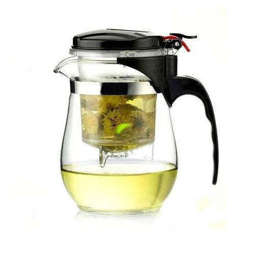 Jarra de Vidro Infusora para Chá - 500ml