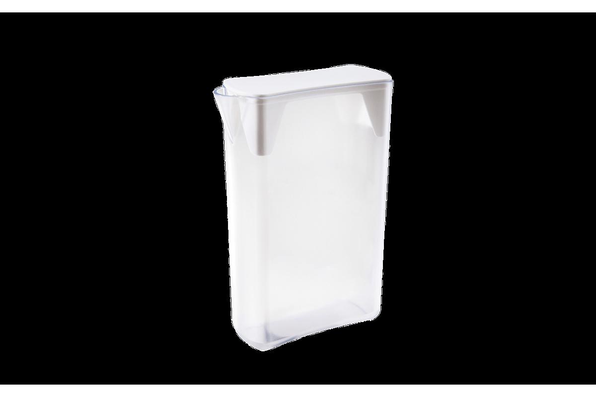 Jarra Porta Geladeira Casual 1,5L Branco Coza