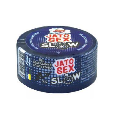 JATO SEX SLOW RETARDA EJACULAÇÃO GEL 7G PEPPER BLEND JS638 Slow