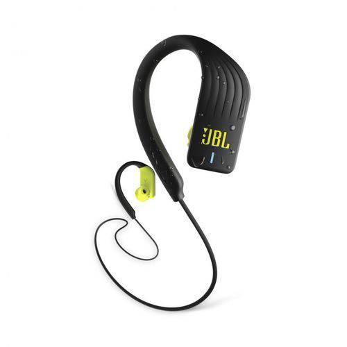 Jbl Endurance Sprint - Preto/amarelo