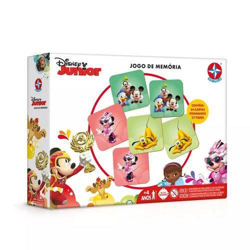 Jg Memoria Disney Junior - Estrela