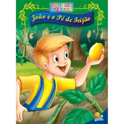 João e o Pé de Feijão (Coleção Quebra-Cabeça)