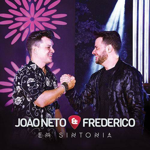 João Neto & Frederico - em Sintonia - CD