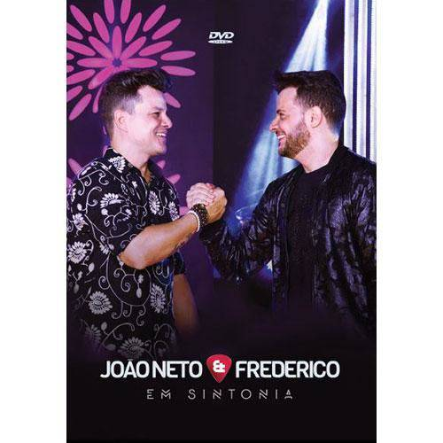 João Neto & Frederico - em Sintonia - DVD
