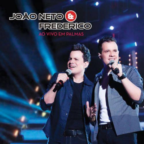 João Neto e Frederico em Palmas – Cd Sertanejo