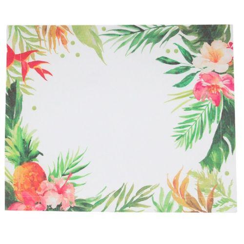 Jogo Americano Tropical Summer - Lola Home