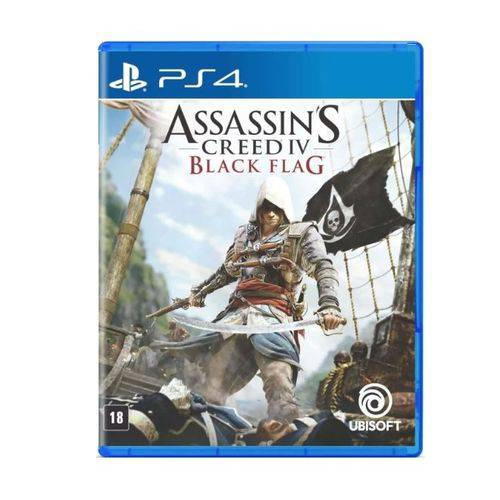 Jogo Assassin´s Creed Black Flag - Ps4