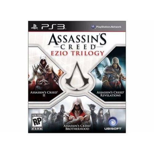 Jogo Assassin's Creed: Ezio Trilogia - PS3