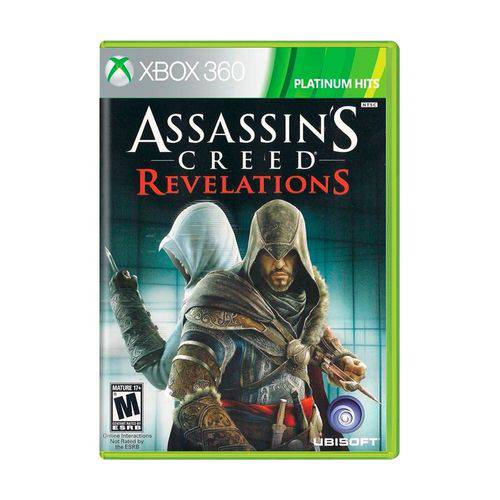 Jogo Assassin's Creed: Revelations - Xbox 360