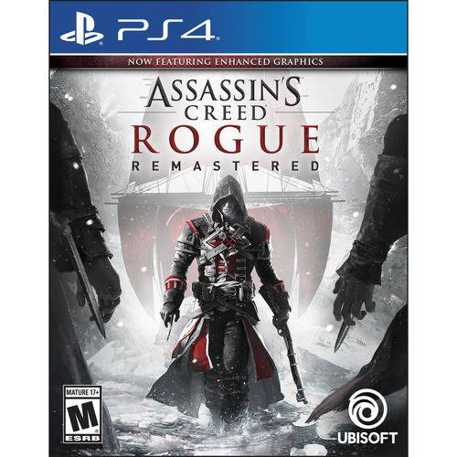 Jogo Assassins Creed Rogue para Ps4