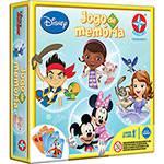 Jogo da Memória Disney Júnior - Estrela
