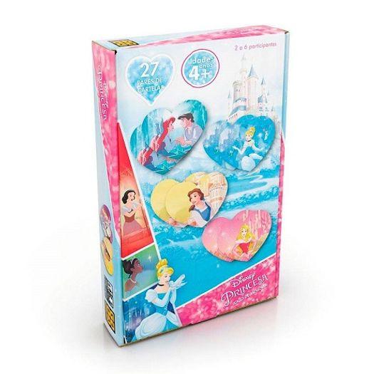 Jogo da Memória Princesas 02161 Grow