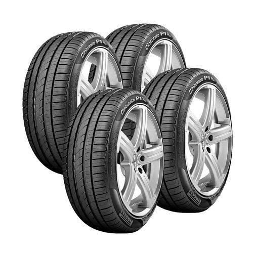 Jogo de 4 Pneus Pirelli Aro 17 XL P1 Cinturato Plus 225/45R17 94W