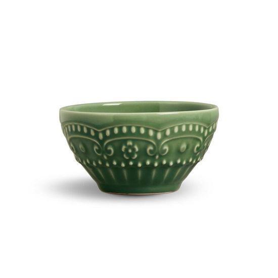 Jogo de 6 Bowls Esparta Verde