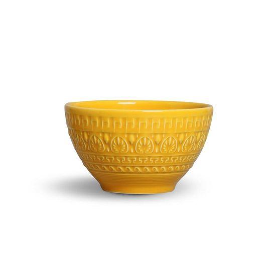 Jogo de 6 Bowls Greek Mostarda
