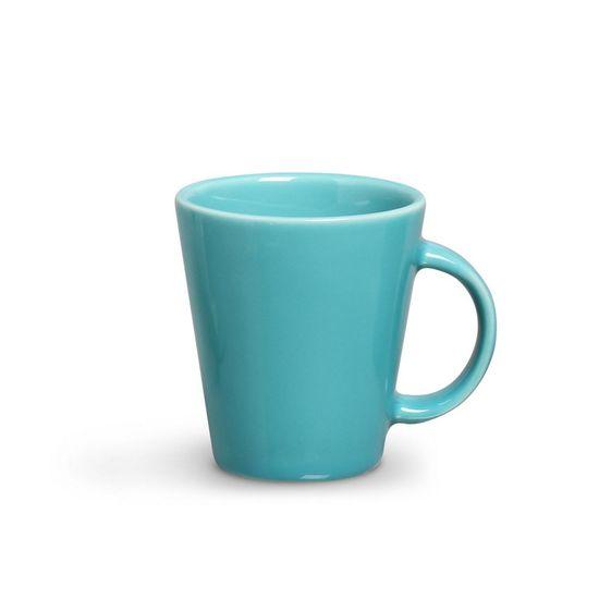 Jogo de 6 Canecas Basic Azul Poppy