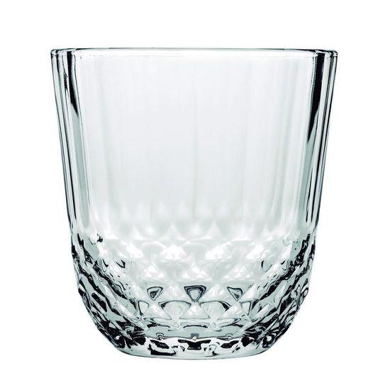 Jogo de Copos Whisky Diony 6 Pecas Incolor