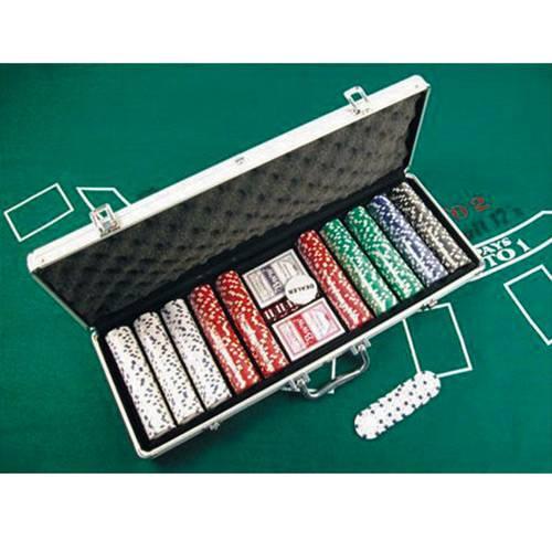 Jogo de Poker Profissional C/ 300 Fichas - Prestige