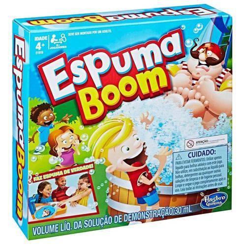 Jogo Espuma Boom - E1919 - Hasbro