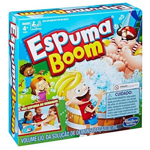 Jogo Espuma Boom - Hasbro - HASBRO