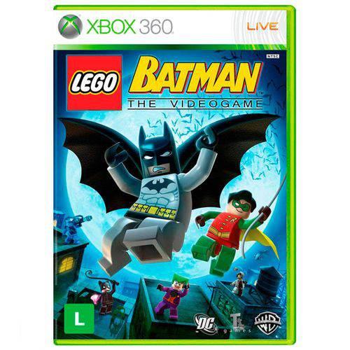 Jogo LEGO Batman 1 BR X360