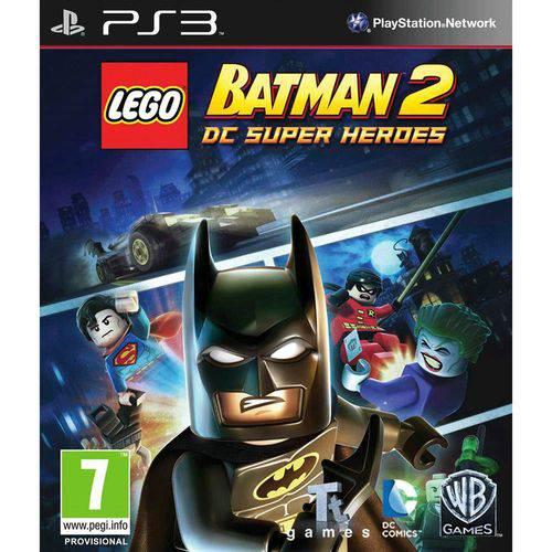 Jogo LEGO Batman 2 BR PS3
