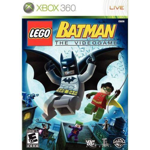 Jogo Lego Batman Xbox 360