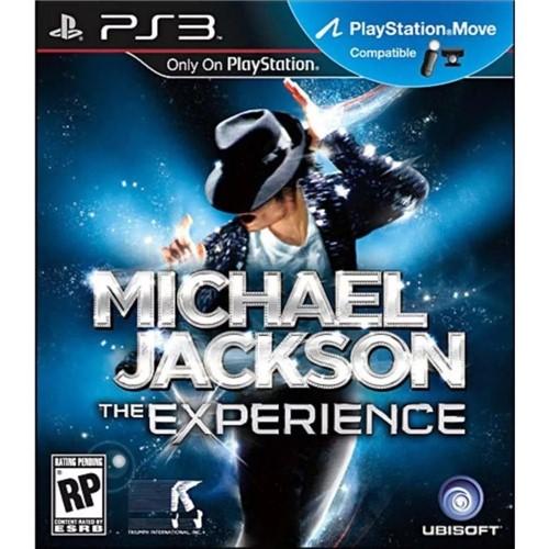 Jogo Michael Jackson The Experience PS3 - Ubisoft