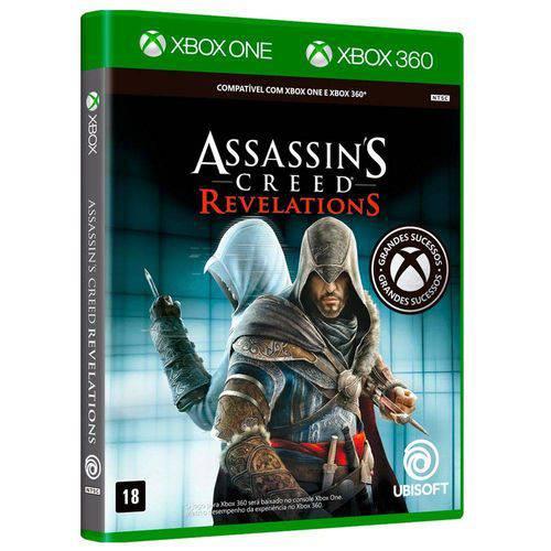 Jogo Mídia Física Assassins Creed Revelations para Xbox One