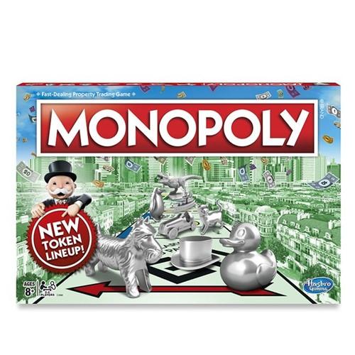 Jogo Monopoly C1009 - Hasbro - HASBRO