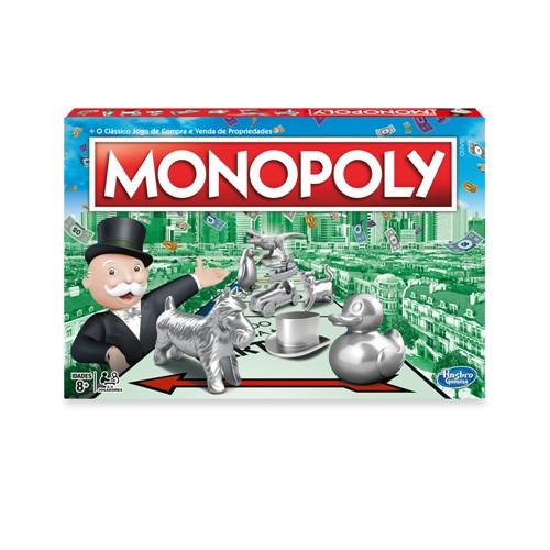 Jogo - Monopoly C1009