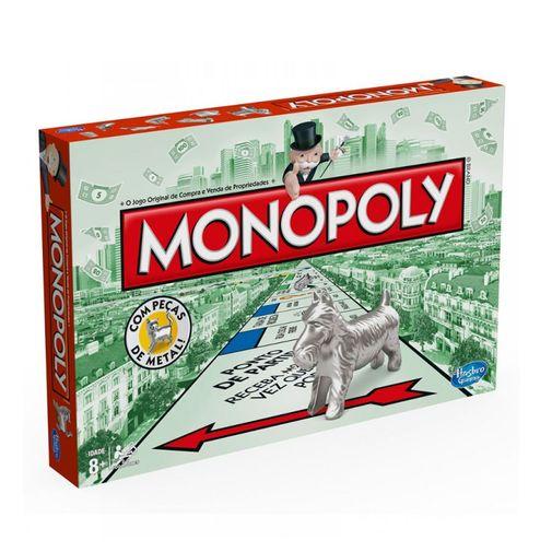 Jogo Monopoly Original - Hasbro
