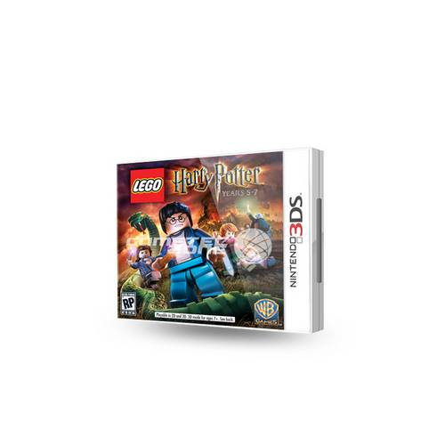 Jogo Nintendo 3ds Lego Harry Potter Years 5-7 - Warner Bros Games