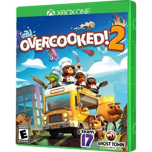 Jogo Overcooked 2 Xbox One
