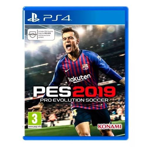 Jogo Pes PS4 2019 Sony Esporte