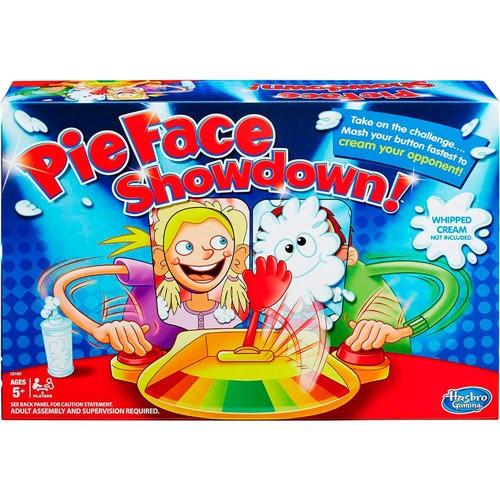 Jogo Pie Face - o Duelo Hasbro