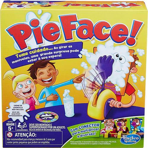 Jogo Pie Face Reação - E2762 - Hasbro