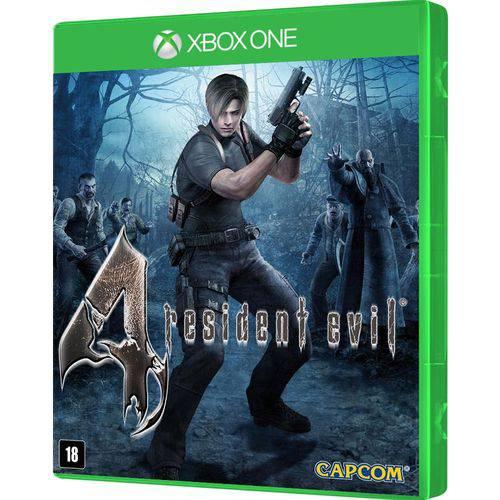 Jogo Resident Evil 4 Xbox One