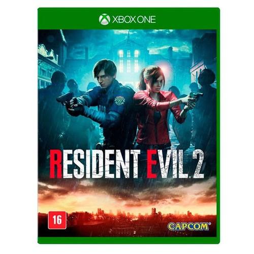 Jogo Resident Evil 2 XBox One Terror